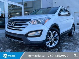 Used 2015 Hyundai Santa Fe Sport Limited for sale in Edmonton, AB