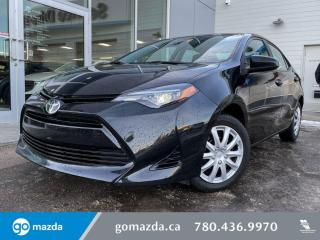 Used 2018 Toyota Corolla LE - AUTO, HEATED SEATS, BACK UP, BLUETOOTH for sale in Edmonton, AB