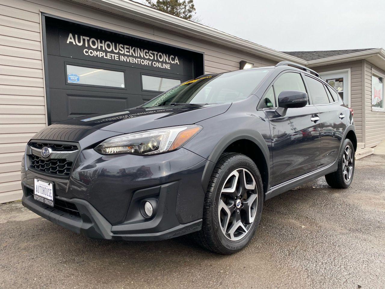 2018 Subaru Crosstrek Limited - NAV!  SUNROOF! LEATHER!