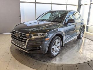 Used 2018 Audi Q5 Technik for sale in Edmonton, AB