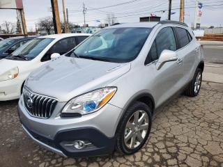 Used 2016 Buick Encore Leather for sale in Scarborough, ON
