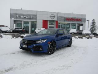 Used 2018 Honda Civic Sport for sale in Timmins, ON