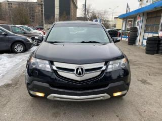 Used 2009 Acura MDX Tech pkg for sale in Scarborough, ON