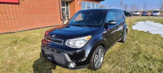 Used 2015 Kia Soul SX Luxury for sale in London, ON