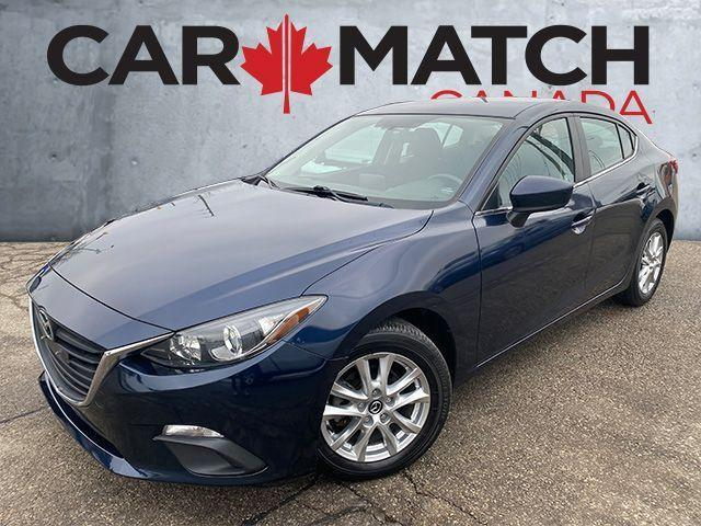 2014 Mazda MAZDA3 GS-SKY / NO ACCIDENTS / AUTO