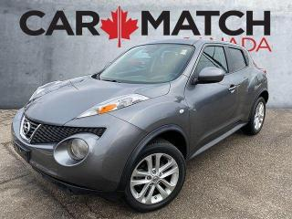 Used 2013 Nissan Juke SV / NO ACCIDENTS / 90,538 KM for sale in Cambridge, ON
