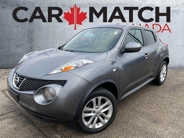 2013 Nissan Juke SV / NO ACCIDENTS / 90,538 KM