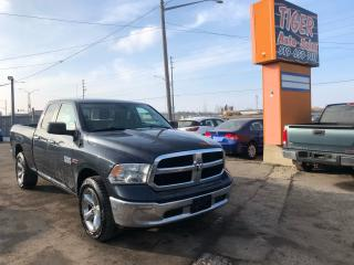 Used 2015 RAM 1500 SLT**DIESEL**4X4**CREW CAB**CAM**RUNS GREAT**AS IS for sale in London, ON