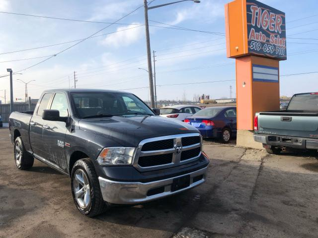 2015 RAM 1500 SLT**DIESEL**4X4**CREW CAB**CAM**RUNS GREAT**AS IS