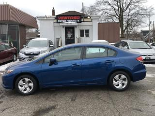 Used 2015 Honda Civic LX for sale in Cambridge, ON