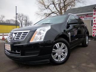 Used 2015 Cadillac SRX Luxury for sale in Oshawa, ON