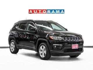 Used 2018 Jeep Compass North 4WD Push Button Start for sale in Toronto, ON