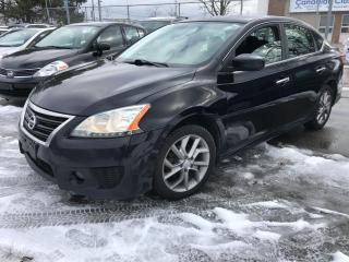 Used 2013 Nissan Sentra sr,auto,bluetooth.safety+3years warranty included for sale in Toronto, ON