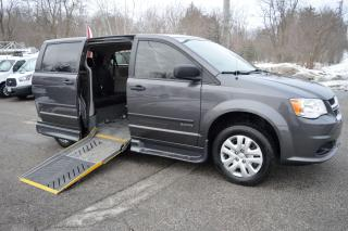 Used 2017 Dodge Grand Caravan wheelchair access for sale in Richmond Hill, ON