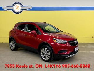 Used 2017 Buick Encore AWD, Apple CarPlay, Backup Cam for sale in Vaughan, ON