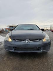 Used 2004 Honda Accord EX-L for sale in Calgary, AB