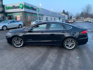 Used 2019 Ford Fusion Hybrid Titanium for sale in London, ON