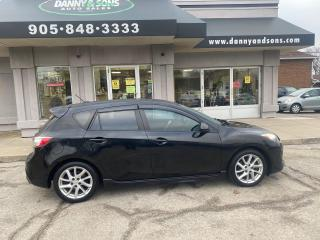 Used 2012 Mazda MAZDA3 GT for sale in Mississauga, ON