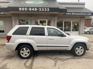 Used 2007 Jeep Grand Cherokee Laredo for sale in Mississauga, ON