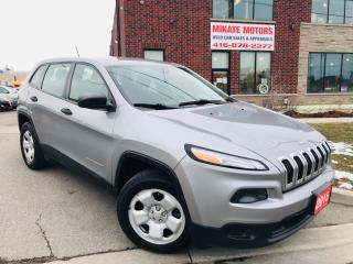 Used 2015 Jeep Cherokee Sport for sale in Rexdale, ON