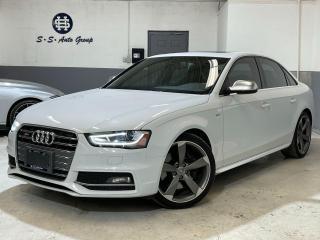 Used 2013 Audi S4 SPORT DIFF|DRIVE SELECT|NAV|BACK UP|BLIND SPOT| for sale in Oakville, ON