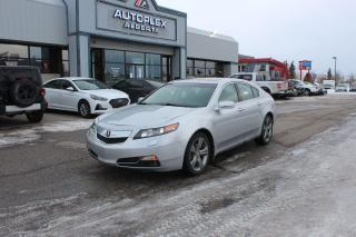 Used 2013 Acura TL w/Tech Pkg for sale in Calgary, AB