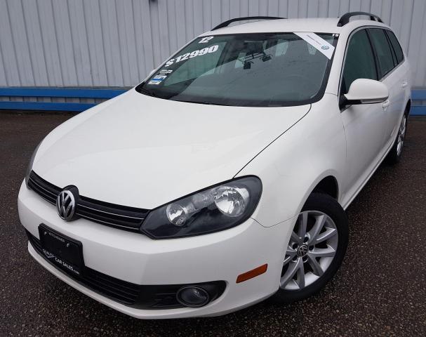 2012 Volkswagen Golf Wagon Comfortline *TDI DIESEL*