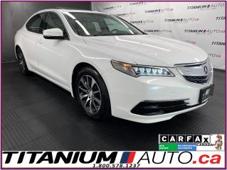 Used 2017 Acura TLX Tech+GPS+Camera+BSM+LDW+FCW+Remote Start+LED Light for sale in London, ON