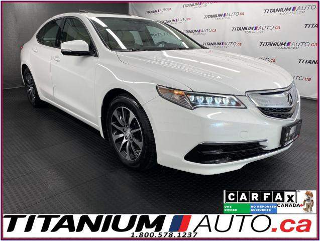 2017 Acura TLX Tech+GPS+Camera+BSM+LDW+FCW+Remote Start+LED Light