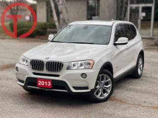 Used 2013 BMW X3 28i | X-DRIVE | PANO | XENON for sale in Burlington, ON