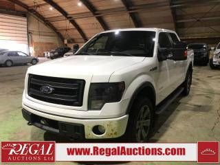 Used 2014 Ford F-150 4D CREW CAB 4WD for sale in Calgary, AB