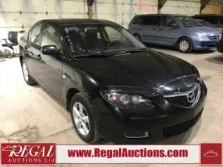 Used 2009 Mazda MAZDA3 4D Sedan FWD for sale in Calgary, AB