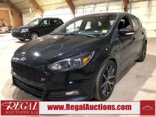 Used 2015 Ford Focus ST 4D HATCHBACK for sale in Calgary, AB