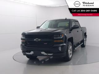 Used 2018 Chevrolet Silverado 1500 LT Remote Start | Backup Camera | Bose Audio | No Accidents for sale in Winnipeg, MB