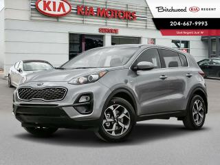 New 2021 Kia Sportage LX AWD Android Auto/Apple CarPlay! for sale in Winnipeg, MB