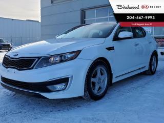 Used 2012 Kia Optima Hybrid As Traded*Local Vehicle/Low Kilometers* for sale in Winnipeg, MB