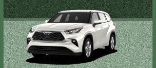 New 2021 Toyota Highlander Hybrid LE AWD for sale in Pickering, ON