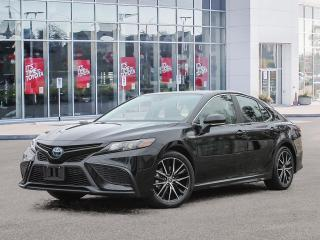 New 2021 Toyota Camry CAMRY HYBRID SE for sale in Pickering, ON