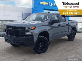 New 2021 Chevrolet Silverado 1500 Custom Trail Boss The Best Deals to come in 2021 for sale in Winnipeg, MB