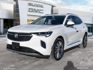 New 2021 Buick Envision Avenir The Best Deals to come in 2021 for sale in Winnipeg, MB