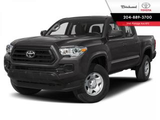 New 2021 Toyota Tacoma 4x4 Double Cab Auto TRD SPORT for sale in Winnipeg, MB