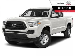 New 2021 Toyota Tacoma 4x4 Double Cab Auto SB TRD OFF ROAD PREMIUM for sale in Winnipeg, MB