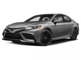 New 2021 Toyota Camry HYBRID XLE for sale in Winnipeg, MB