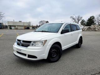 Used 2011 Dodge Journey NO ACCIDENT.SNOW TIRES,PUSH BUTTON START,CERTIFIED for sale in Mississauga, ON