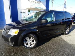 Used 2010 Dodge Grand Caravan SE, DVD, Full Stow and Go, Rev Camera, Low Kms for sale in Langley, BC