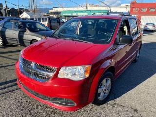 Used 2012 Dodge Grand Caravan SXT for sale in Vancouver, BC