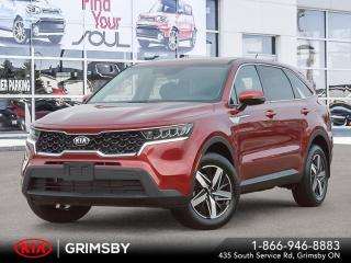 New 2021 Kia Sorento LX PREMIUM 2.5L AWD|3 ROW SEATS|SAFETY TECH|LOADED for sale in Grimsby, ON