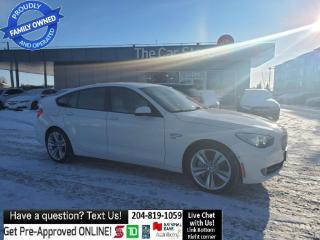 Used 2011 BMW 5 Series 550i xDrive Gran Turismo FULLY LOADED & 400HBP!!!! for sale in Winnipeg, MB
