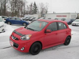 Used 2016 Nissan Micra Base for sale in Brockville, ON