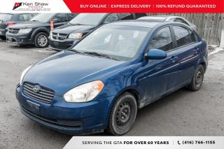 Used 2006 Hyundai Accent for sale in Toronto, ON